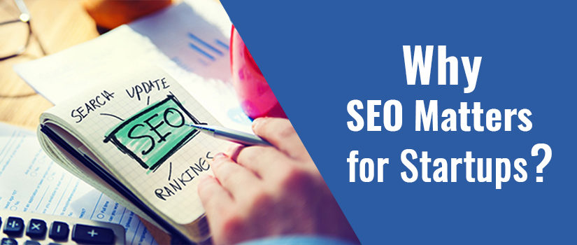 why seo matters for startups